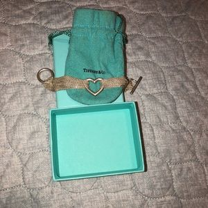 Authentic Tiffany bracelet